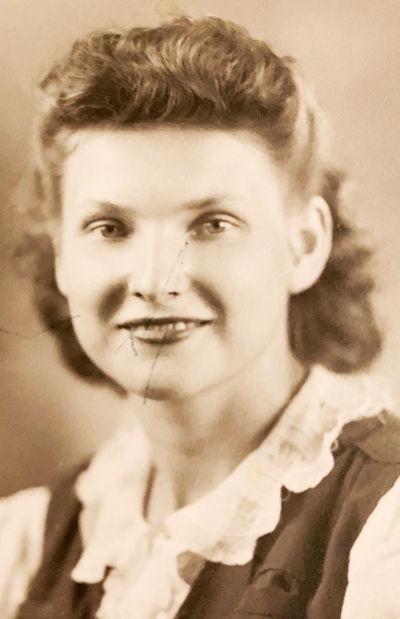 Marion Jean Workman