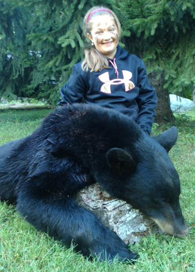 Downs bear from 11 yards