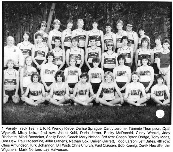 1987 Barron track