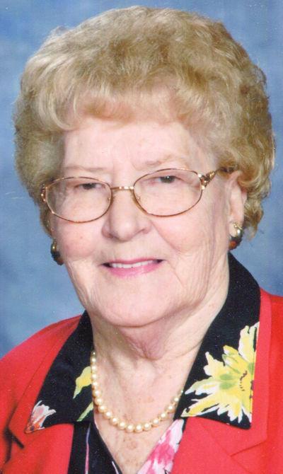 June Irene Beecroft