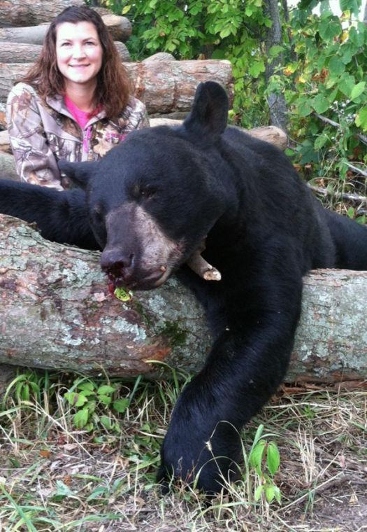 First bear a beauty