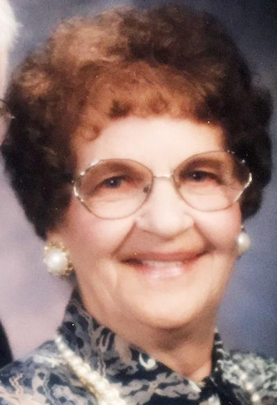 Maxine Leona Christianson