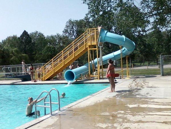 Barron Outdoor Pool