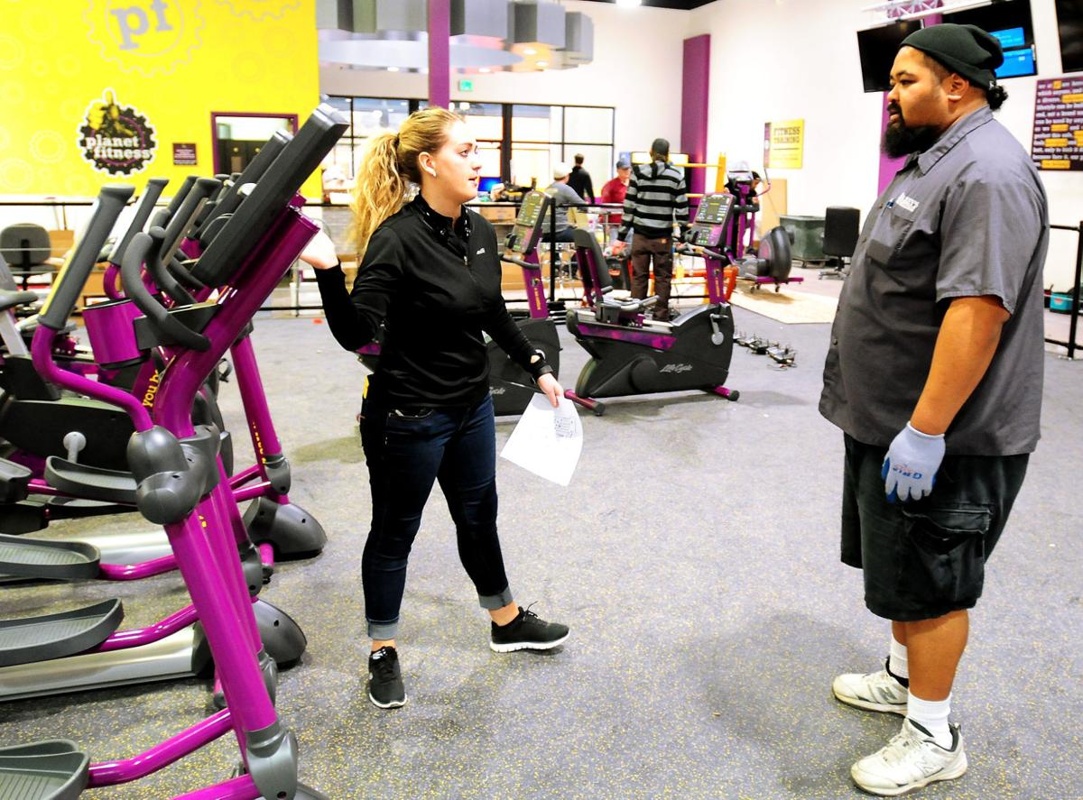Logan Planet Fitness Moves To South End The Herald