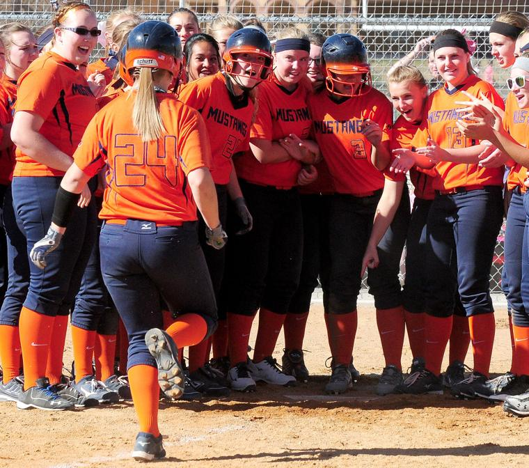Mountain Crest Apartments: Photo Gallery: Mountain Crest-Logan Softball