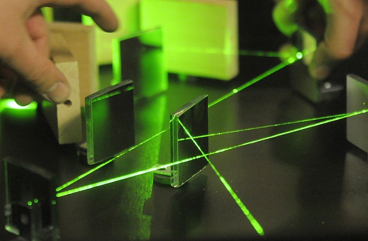 USU physics group uses grant to develop laser product ...