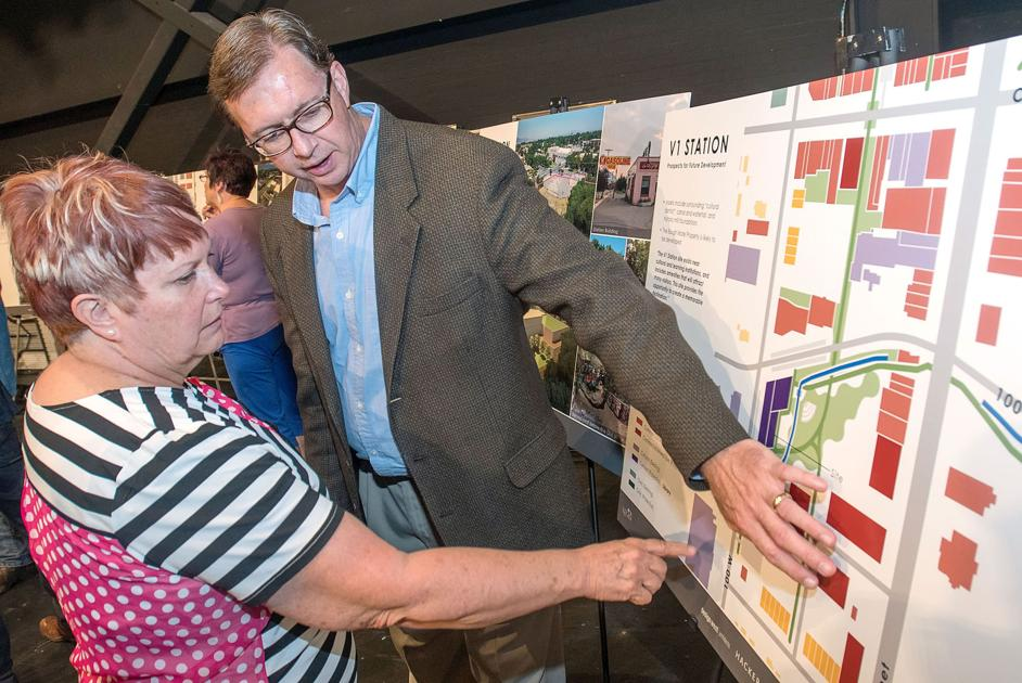 Architects present information on new Logan Library possibilities