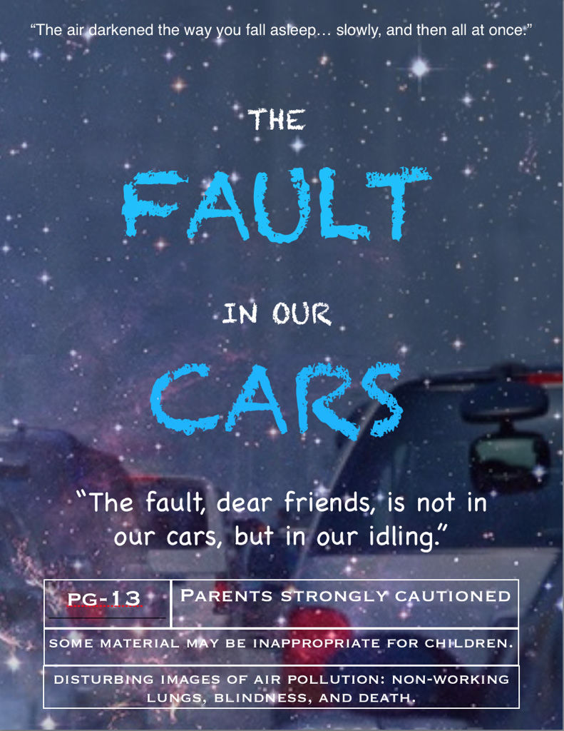 Poster design for students - Clean Air Posters