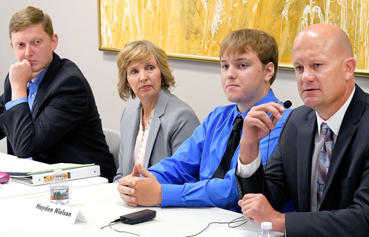 candidates continue to show colors at 2nd logan debate the