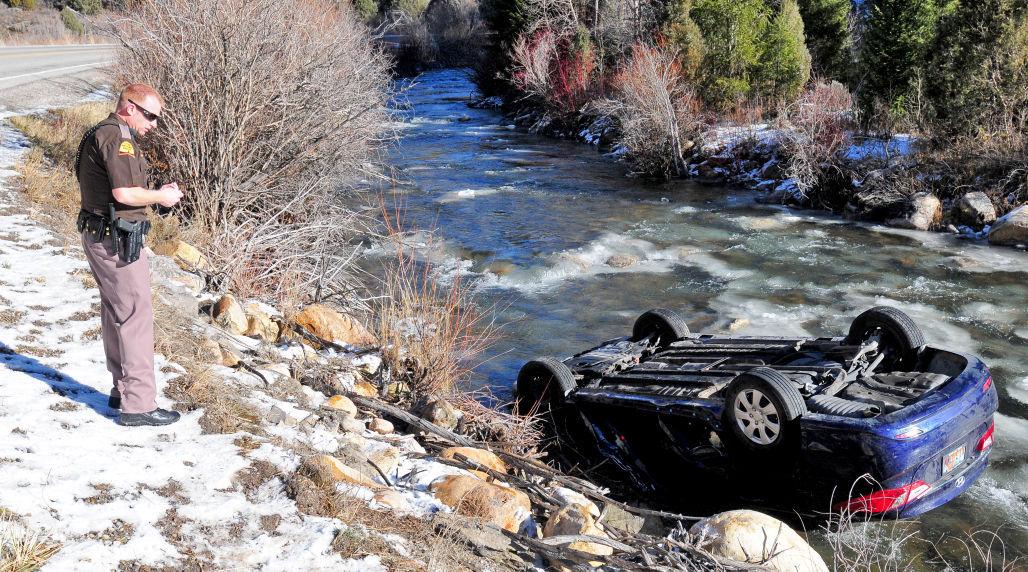 Car Accident Nov   In Utah