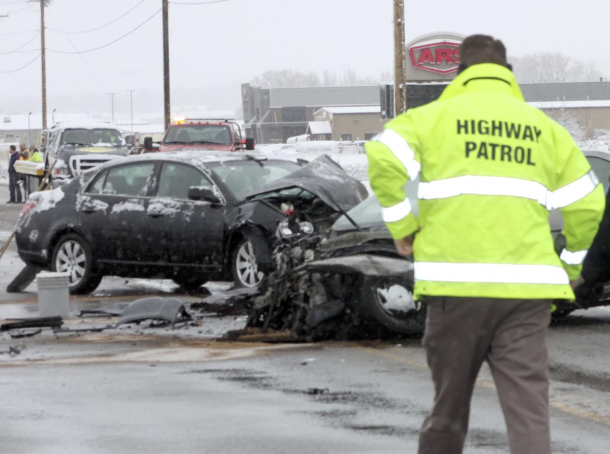 Idaho Couple Killed In Multi Vehicle Hyde Park Crash Logan Hj