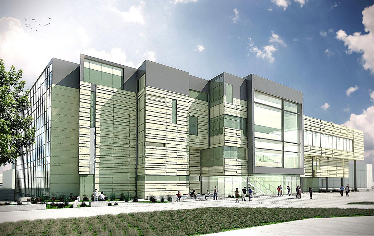 Usu announces life sciences building plans the herald for U of a architecture building