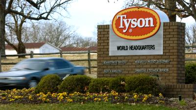 Tyson chicken shortage