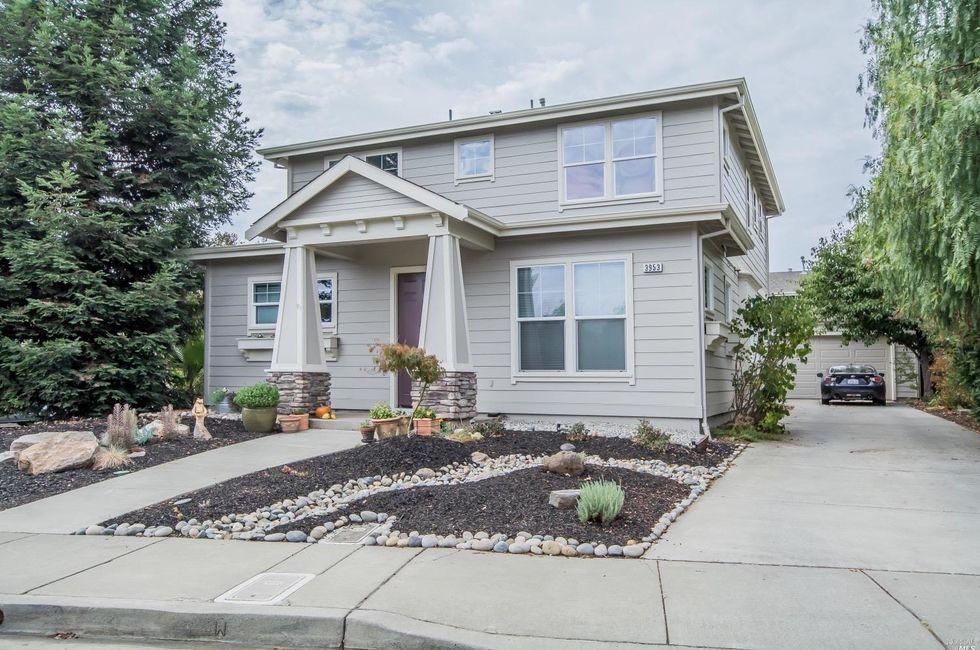 4 Bedroom Home in Napa - $797,000