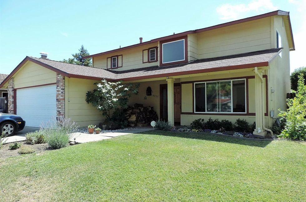 4 Bedroom Home in Napa - $680,000