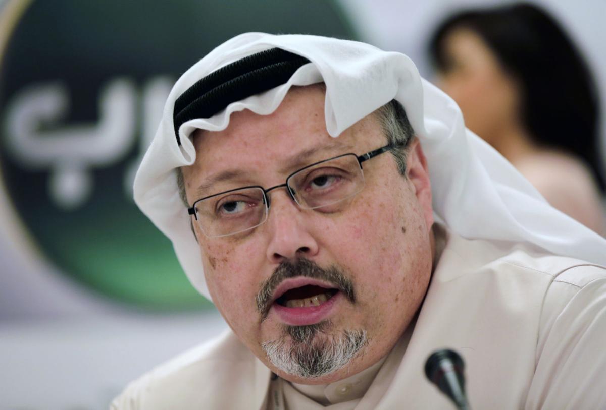 Saudi Arabia Writer Killed