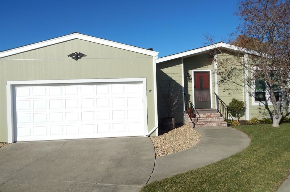 2 Bedroom Home in Napa - $315,000