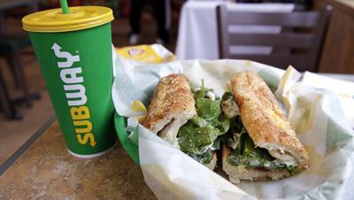 Ireland Subway Bread