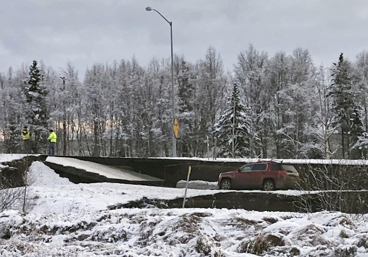 Earthquake Alaska