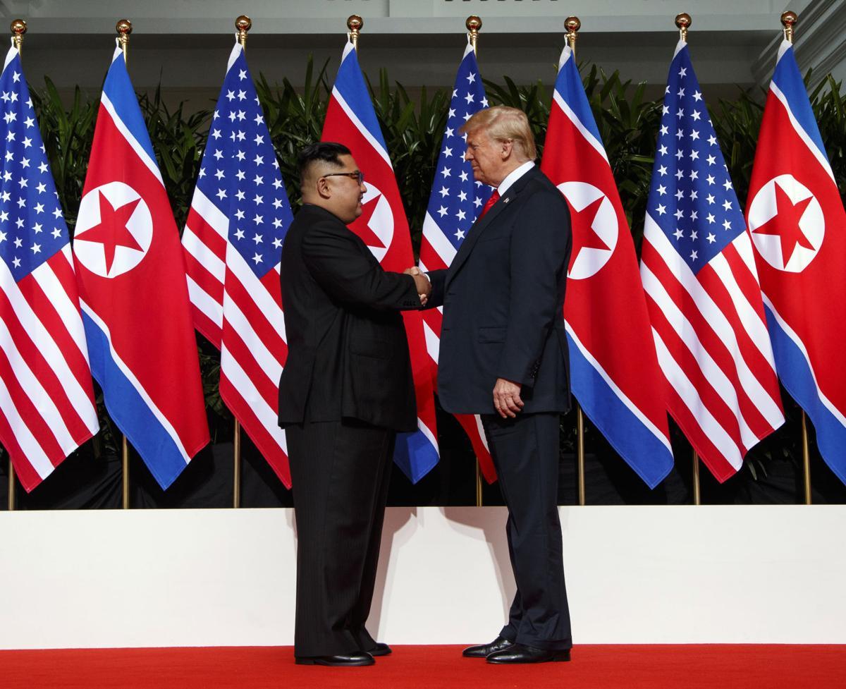 Trump Kim Summit Kim Appearance
