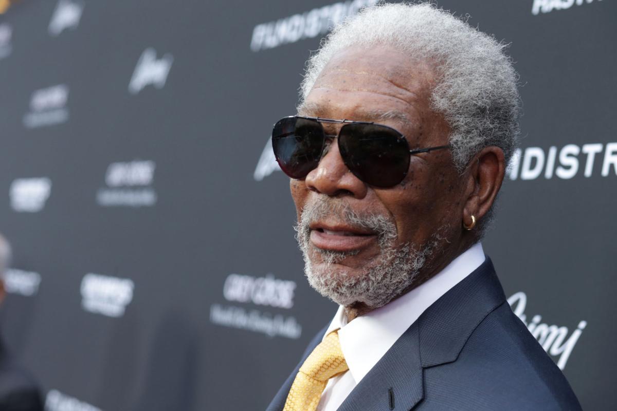 The best of Morgan Freeman