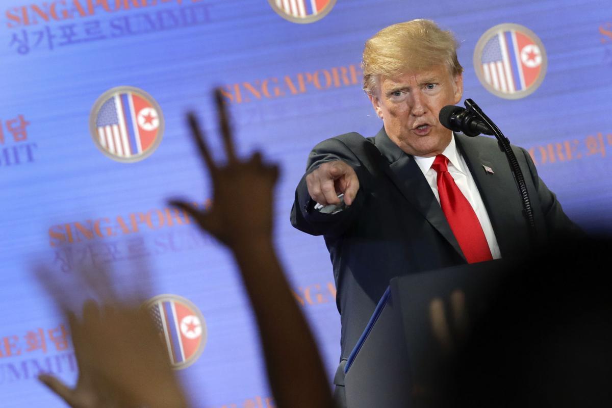 Trump Kim Summit Missile Test Site
