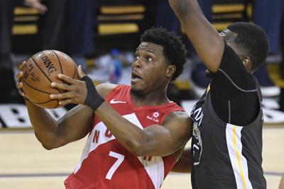 NBA Finals Raptors Warriors Basketball
