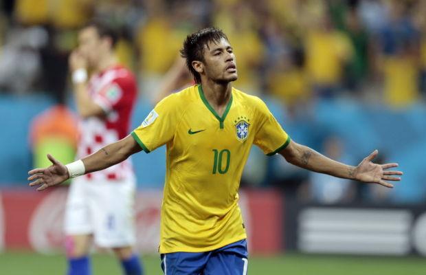 APTOPIX Brazil Soccer WCup Brazil Croatia