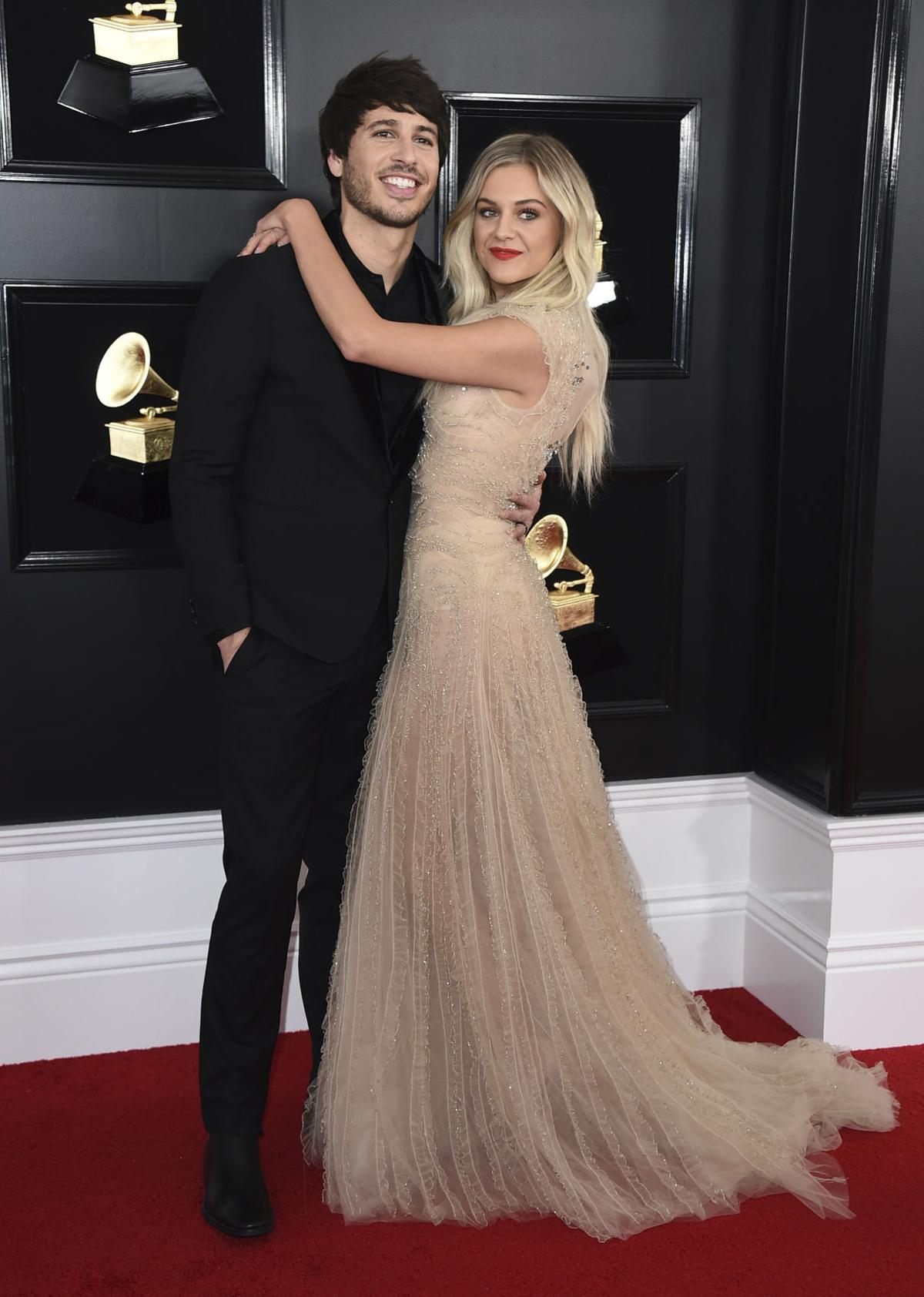 ecd64a0f7be Scenes from the red carpet at the 61st annual Grammy Awards | Music |  news.lee.net