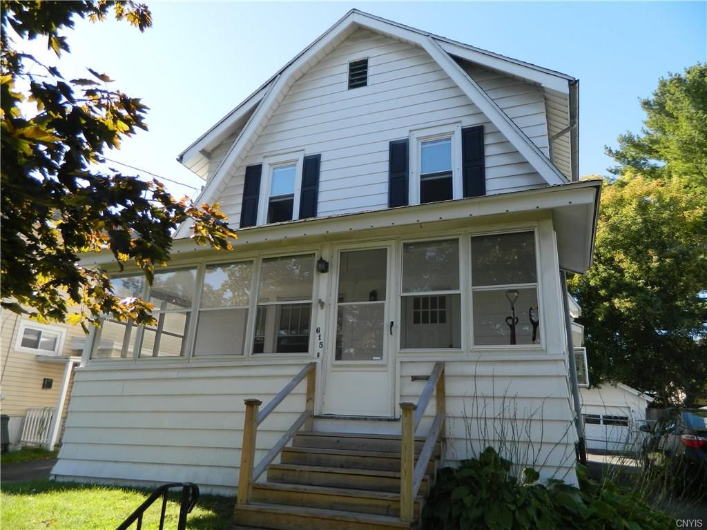3 Bedroom Home in Syracuse - $79,900