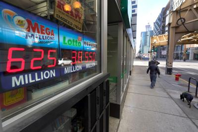 Mega Millions jackpot is at $750 million, making it the second largest prize in the lottery game's history
