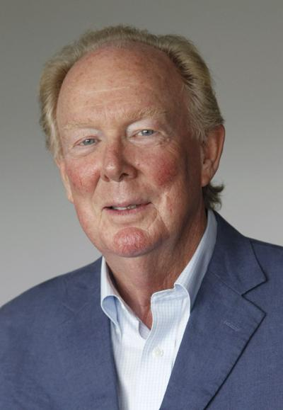 John Rosemond, nationally syndicated advice columnist, is photographed at the Herald-Leader on July 16, 2013 in Lexington, Ky.