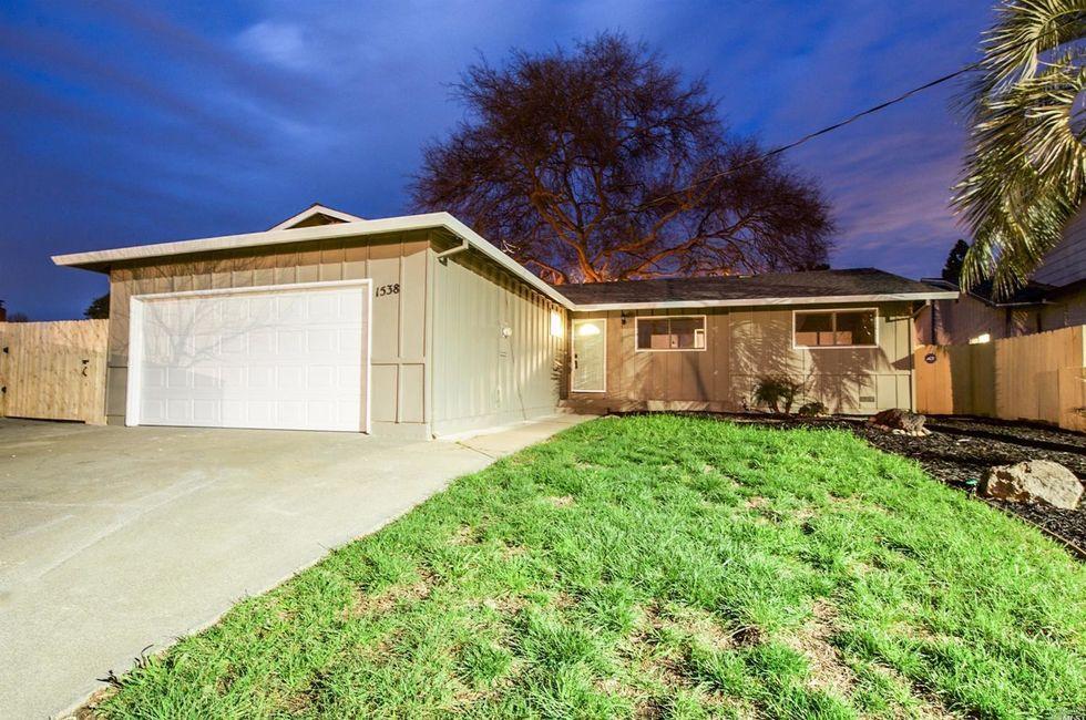 4 Bedroom Home in Napa - $550,000