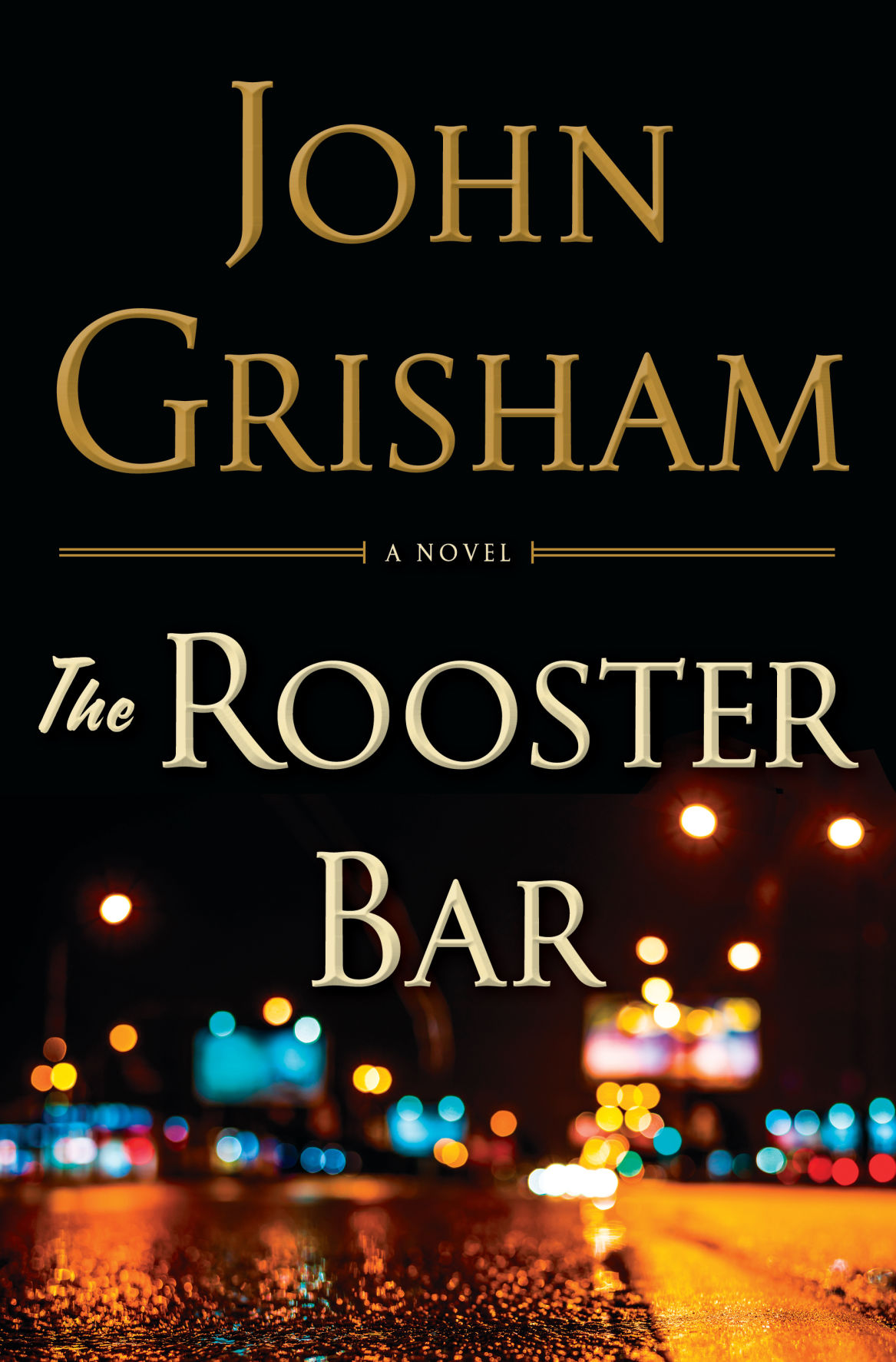 The Rooster Bar by John Grisham, AP photo
