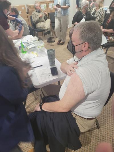 Dr. Howard mask/vaccine