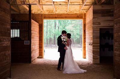 Heathermoor Farms wedding venue
