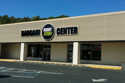 Right Stuff Bargain Center