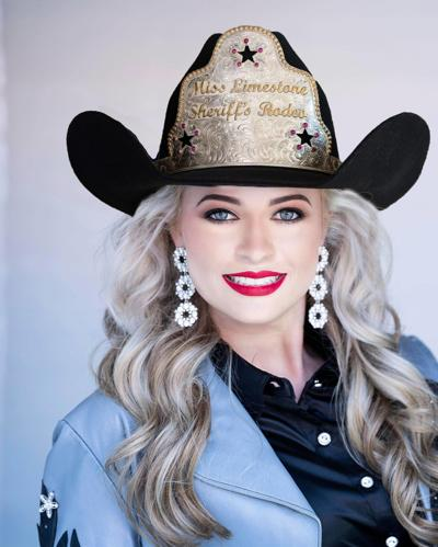 37th annual Miss Limestone Sheriff's Rodeo Queen