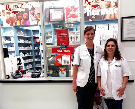 Large company, localized care: Kmart welcomes two new