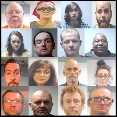 17 arrested in St  Clair County warrant round up   Community