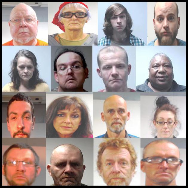 Drug Bust In Gadsden County
