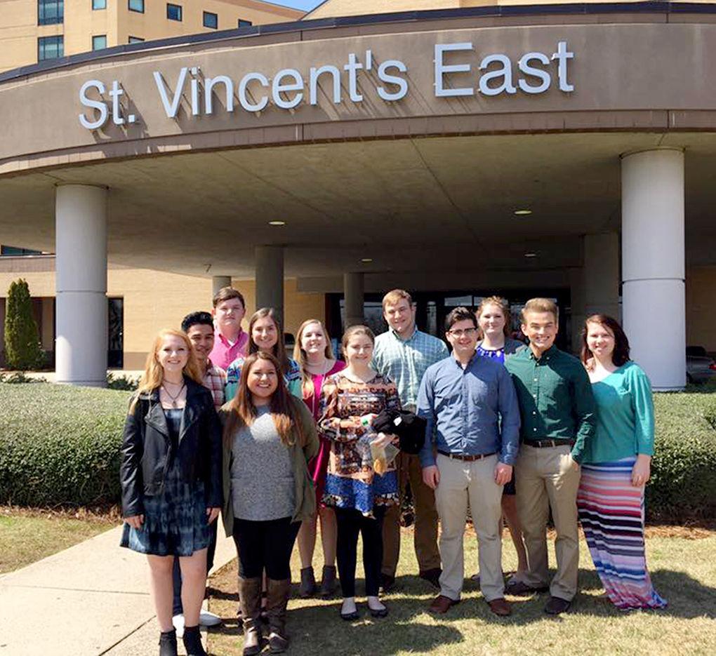 Touring St. Vincent's