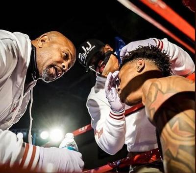 Jones Jr. Logan Martin Rumble