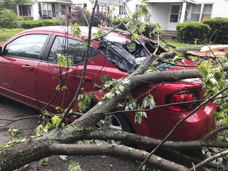 Terre Haute storm damage