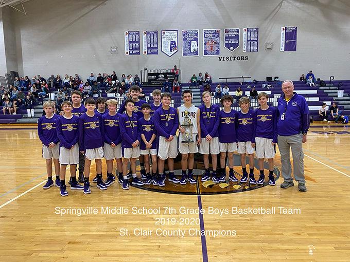 SMS Boys Basketball