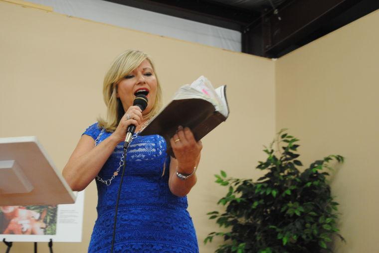 ABC 33/40's Brenda Ladun conquers cancer through faith, hope