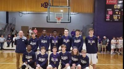 Moody 8th grade basketball