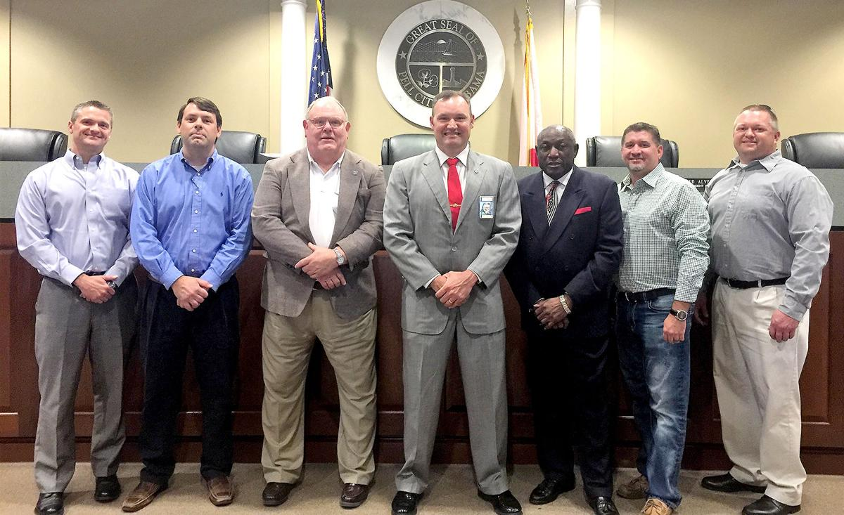 Irwin and City Council