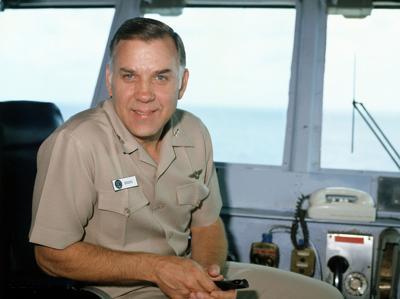 Admiral Brooks