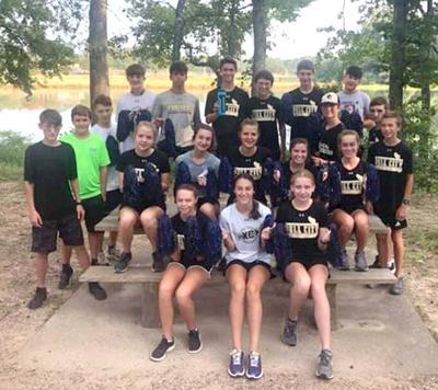 Pell City Cross Country Team